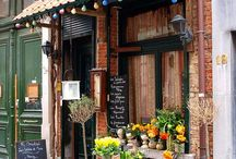 Mistral cafe-restaurant, Antwerp, Belgium