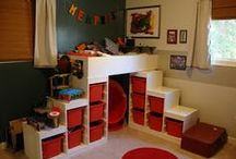 Kid's rooms / #Empowering you to tame the madness