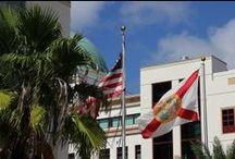 West Palm Beach, FL, USA / My home far away from home...