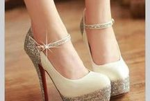 Wedding shoes |  chaussures de mariage