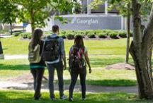 Choose Georgian / Georgian has a variety of programs to choose from. Take a look for yourself! / by Georgian College