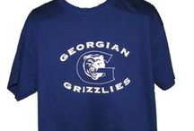Georgian College Gear / Looking to show some grizzly pride? Check out Bear Essentials. You can purchase all things Georgian online or on campus. / by Georgian College