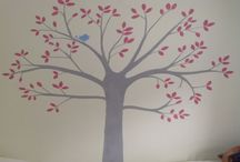 Nursery decor / Nursery decor ideas and inspiration for girls