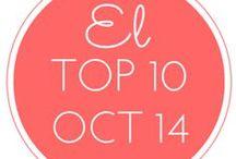 Top 10 Homo-Digital Septiembre 2014. / Las 10 notas, de Homo-Digital, más Leídas de Septiembre del 2014.