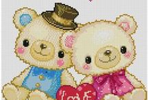 cross stitch macik