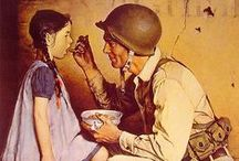 Norman Rockwell / American Culture at its Best / by Howard Templeton