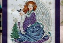 cross stitch angels,wumen 2