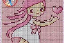 cross stitch gyerekeknek,BABY 2