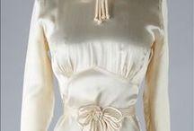 1930s wedding dresses