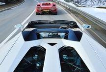 "...Lamborghini... / ""Closer to the Road."" - Lamborghini"