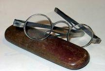 spectacles, eyeglasses