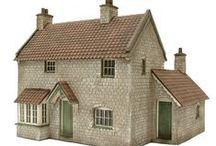 O Gauge Building Kits... / Introducing Petite Properties' range of O Gauge model kits, modified specifically for 1:43.5 scale railway layouts!