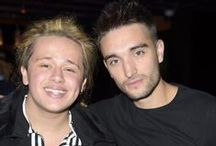 Tom Parker na Young London Party, em Londres, na Inglaterra - 23 de setembro / Tom Parker esteve na Young London Party, em Londres, na Inglaterra, no dia 23 de setembro.