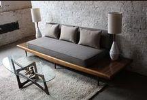 Sofas//Benches