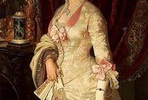 women's portraits 1880s