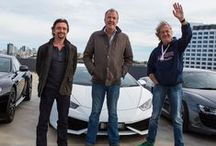The Grand Tour (with a bit of Top Gear UK) / My favorite show in the world until the 22nd series ended. Presenters Jeremy Clarkson, Richard Hammond and James May made this BBC show amazing. If you haven't seen it yet, you should! Sadly, the show will no longer continue with Jeremy Clarkson and his top mates but if you really need more of these guys then check out their own upcoming series called 'The Grand Tour'. The boys are back!!