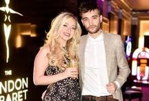 Tom Parker e Kelsey Hardwick na The London Cabaret Club em Londres, na Inglaterra - 4 de maio / Tom Parker e Kelsey Hardwick estiveram na inauguração da The London Cabaret Club em Londres, na Inglaterra, no dia 4 de maio.