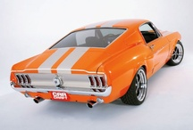 Dream cars / Mustang / by Eric Stacey Freeman