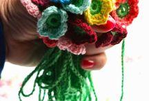 Crochet y 2 agujas! / Creando con lana