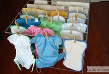 Cloth diapers r in the house!