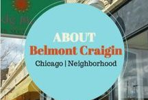 Belmont Craigin Neighborhood Chicago / Pics and Videos from the Belmont Craigin Community. Chicago Community #19.  Located on the Northwest Side of Chicago about 8 miles NW of the Loop. http://www.soniafigueroarealtor.com/