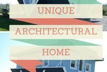 Unique Architectural Homes / This a board full of the different architecture for homes