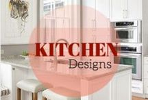 Kitchens Designs / These are kitchen designs from all over eclectic, superb, beautiful or just plain simplistic  #kitchens