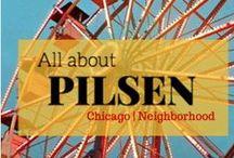 Pilsen Neighborhood Chicago / A look around the Pilsen Neighborhood. Located in the Chicago Community Area #31