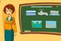 Recursos para clases / by Carolina Beatriz