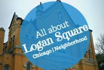 Logan Square Neighborhood Chicago / A look around the Logan Square. Chicago Community #22 of 77. Located on the Northwest side of the City of Chicago.