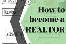 How to become a realtor / Facts on how to become a real estate broker in Chicago, from our own life lessons to everyday education.