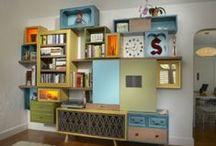 Furniture Stuff / Furniture restoration, upcycling & paint ideas