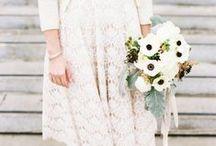 anemone / anemone bridal bouquets, arrangements