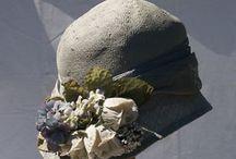 Un chapeau sur la tête ... / Fashion