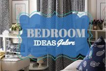 Bedroom Ideas / Looking for some #bedroom ideas, from sleek to sheik!