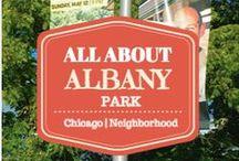 Albany Park Neighborhood Chicago / Browsing through the neighborhood of Albany Park in Chicago from restaurants to housing. #albanypark #chicagoneighborhoods