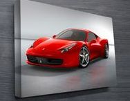 Hot wheels / We offer a great collection of automotive canvas prints, with some fantastic art of some very smooth rides. Our canvas prints include Porsche, Ferrari plus lots of classic car prints.