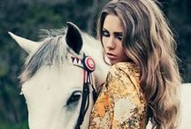 Equestrian Fashion Editorial / by O'Shaughnessey Apparel