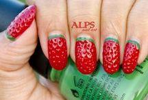 Alpsnailart / My own nail art creations