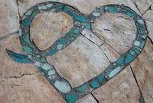 Mosaic Stuff / Mosaic ideas