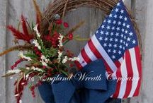 Memorial Day & 4th of July !! / by Tia Pickett