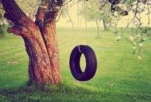 Tire Crafts / Fun & DIY crafts for used tires!