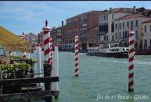 Venedig / Die Stadt auf Stelzen