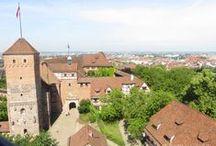 Nürnberg und Umgebung / Im Herzen Frankens bin ich täglich unterwegs.