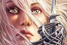 Fantasy Art 2 / A second helping of awesome fantasy art that caught my eye... / by Paul Sunderland