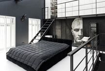 Interiors / Inspiring rooms