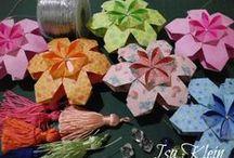 origami / Die Kunst der Falten