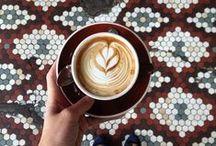 Caffeine / Coffee obsessive