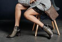 Soyez boots pour l'hiver / Bookmarques hiver 2015 / Tendance : La bottine en cuir