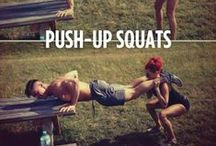 Couples workout date night routines / Make your next date night a fun workout together. It's as upbeat or chilled as you like!